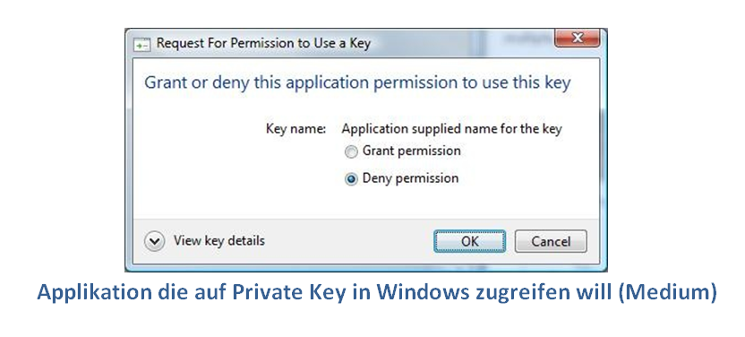 Strong Private Key Protection - Medium